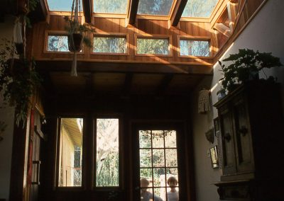 Transom and Skylight