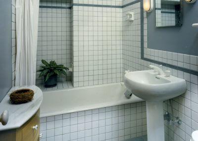 Pine Bath Cabinet