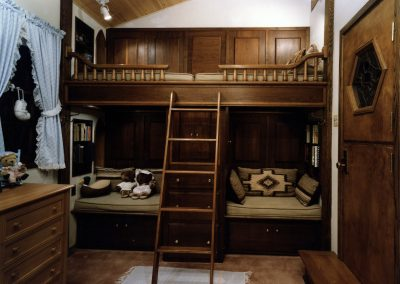 Built-In Projection Booth