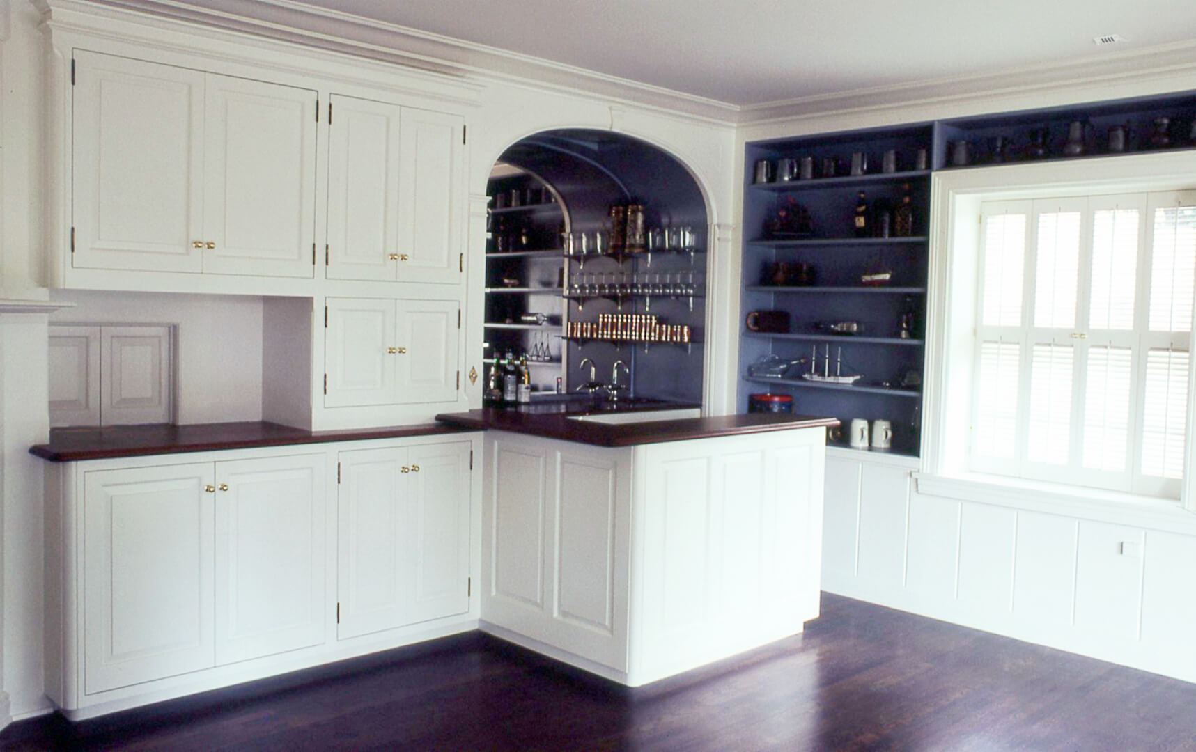 Bar and Storage Cabinetry | Wedler Cabinetry