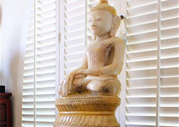 Buddha Cabinet
