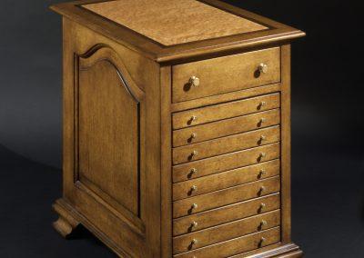 Periodical Storage Cabinet