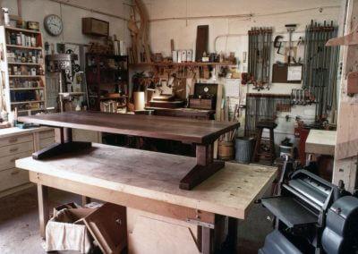 Walnut Coffee Table II