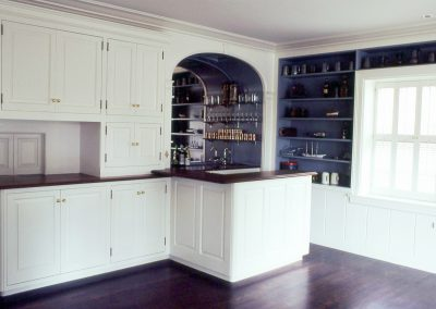 Bar and Storage Cabinetry